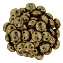 CML-90215  Metallic light bronze - 50 beads