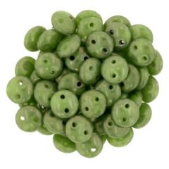 CML-MD53200  Honeydew - moon dust - 50 beads