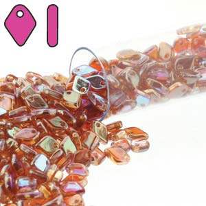 DRG3-98535  Crystal orange rainbow - 9.5g