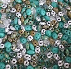 DUO-Mix105  African turquoise mix - 22.5g