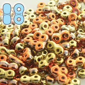 INF48-98542  California gold rush - 70 beads