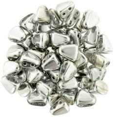 NB65-27000 Full labrador (silver) - 50 beads