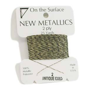NM-002  Antique gold