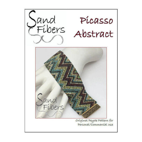 CDS-003 Picasso Abstract Cuff Bead Kit