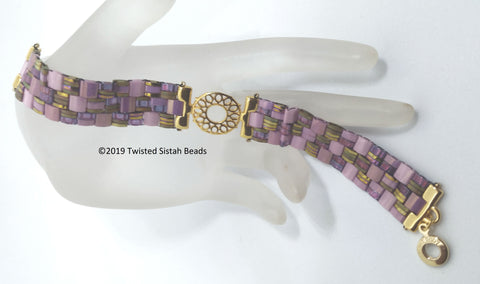 MDB-MK-002 Royal's court - Mosiacs of Detis Bracelet