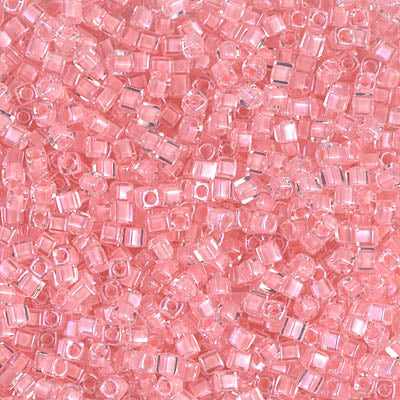 SB18-204  Baby pink lined crystal - 10g