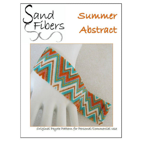 CDS-004 Summer Abstract Cuff Bead Kit