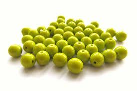 PNC05-84020 Opaque chartreuse - 50 beads