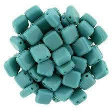 CZT06-6315  Persian turquoise - 25 beads