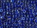 SB18-239  Royal blue lined crystal - 35g