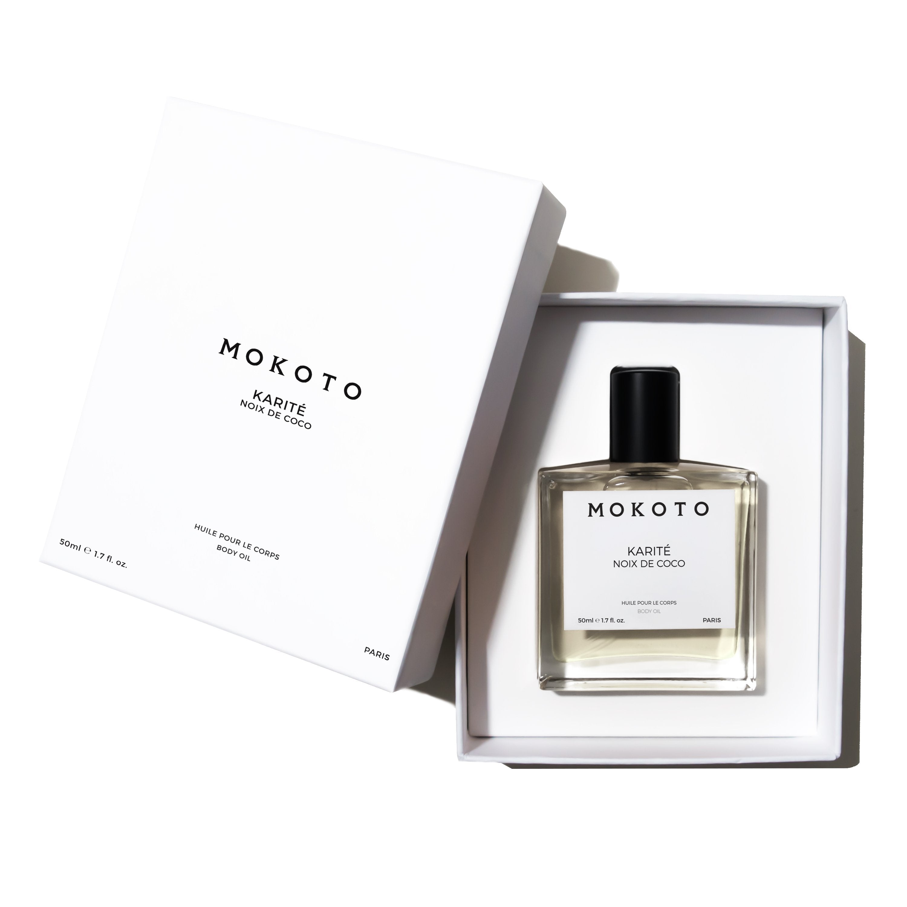 Luxury Karité Coconut Body Oil,Body Oil - MOKOTO