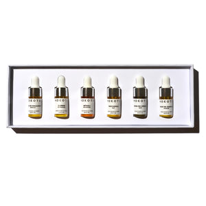 Miniature Body Oils Collection