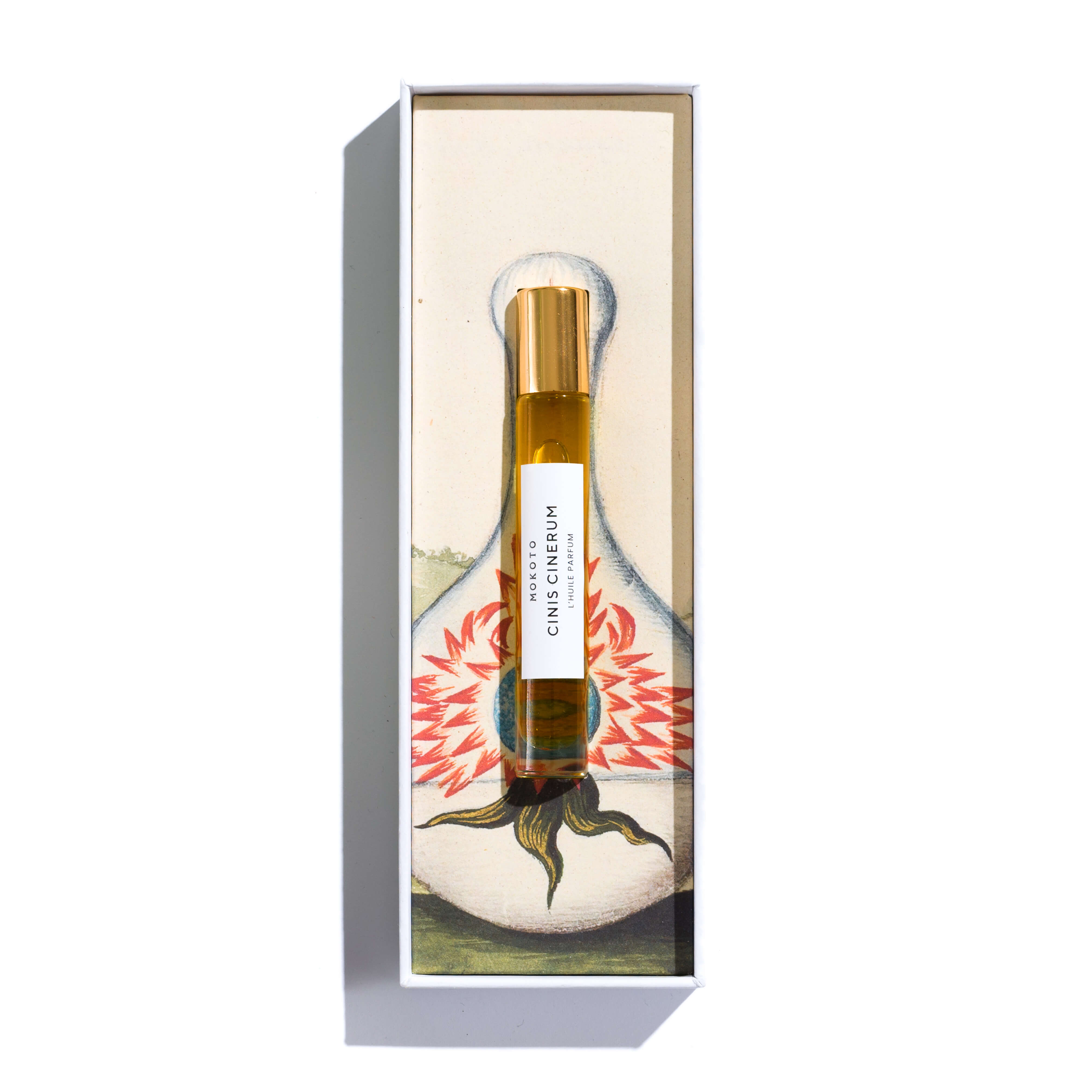 Cinis Cinerum Perfume Oil