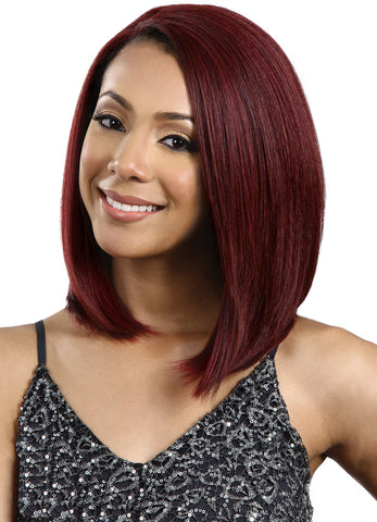 PELUCA COPPER MLF74 EN LACE FRONT DE CABELLO SEMI-NATURAL