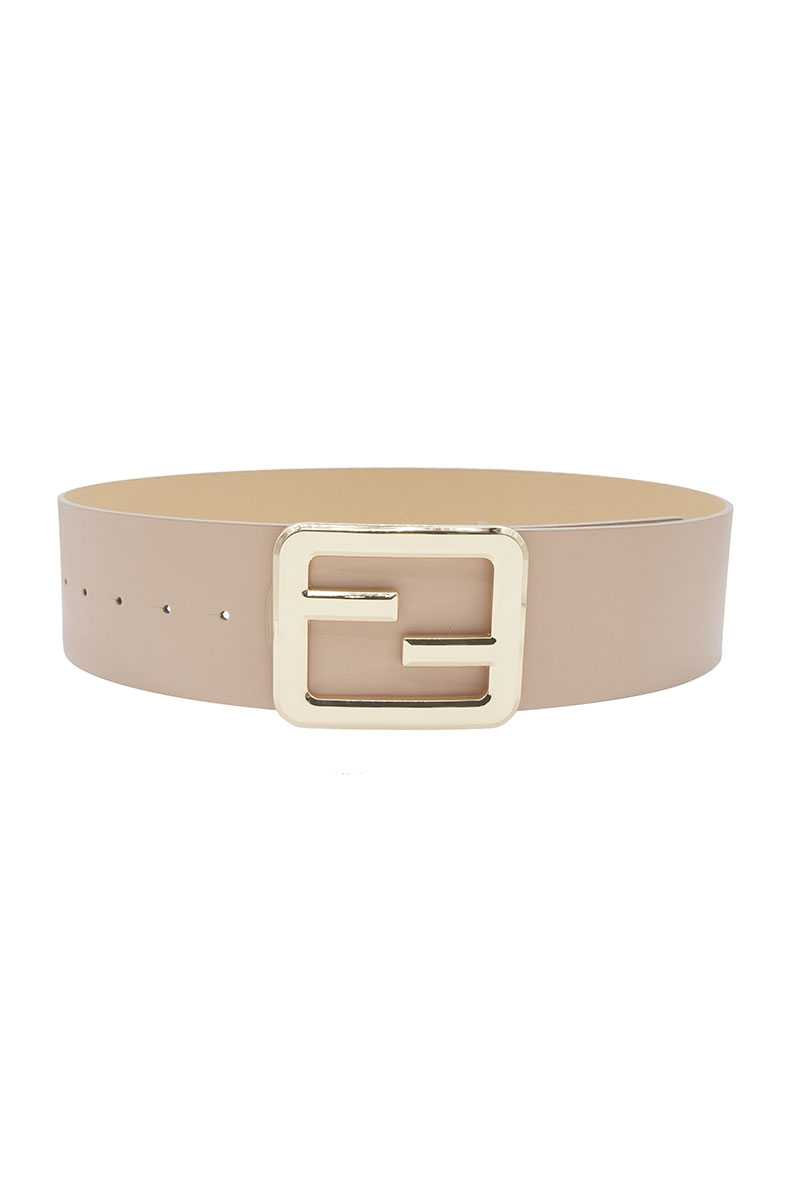Mirrored Buckle Belt - Fashion Quality Boutik