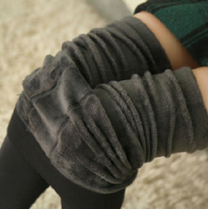 Thick Velvet Warm Leggings