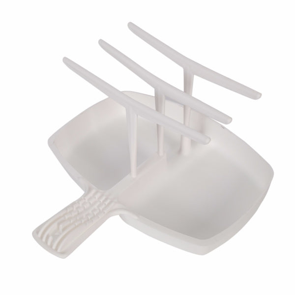 Removable Bacon Rack Microwave Hanger