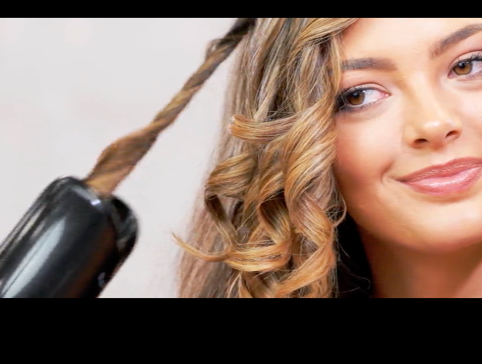 Advanced Spin & Curl Hair Curler