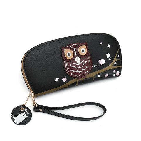 Stylish Owl Purse