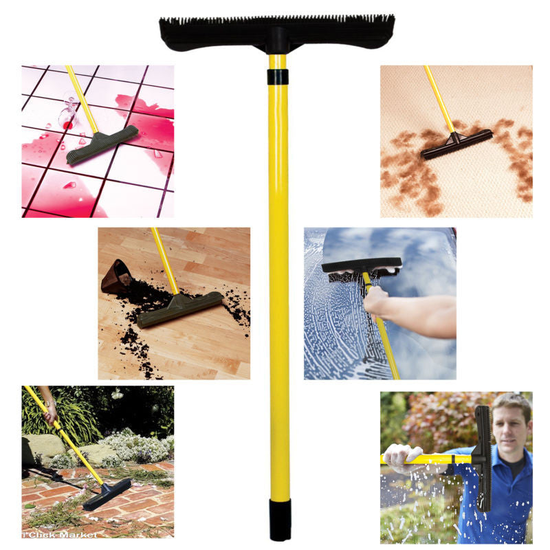 The Ultimate Rubber Broom