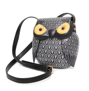 Crossbody Owl Bag (SO UNIQUE)