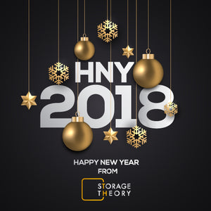 Happy New Year from Storage Theory
