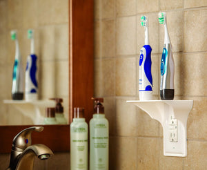 GIVEAWAY: POWER PERCH & ELECTRIC TOOTHBRUSH | Storage Theory