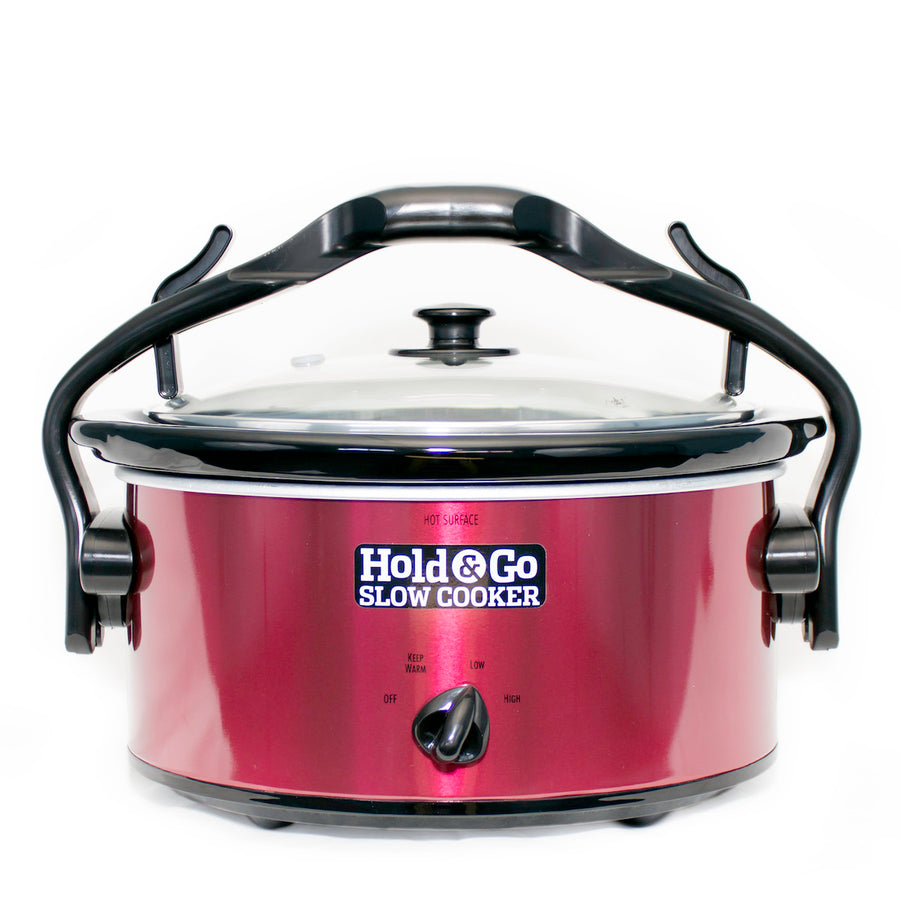 Hold & Go Slow Cooker