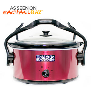 Hold & Go Slow Cooker - 5 Quart