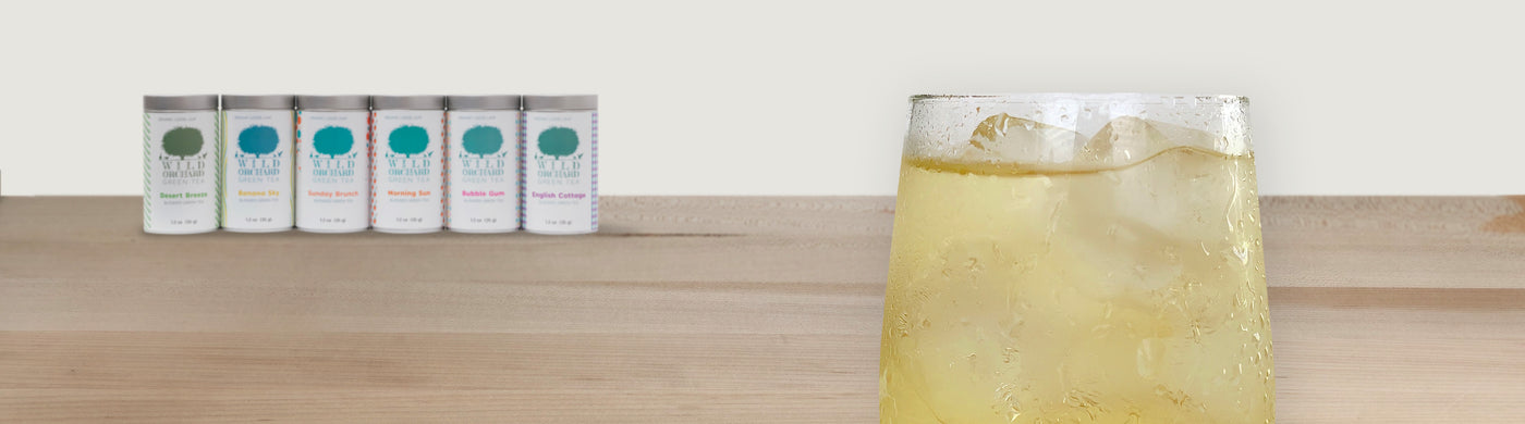 Wild Orchard | Blended Green Teas