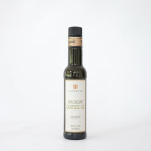 100% Organic Grapeseed Oil