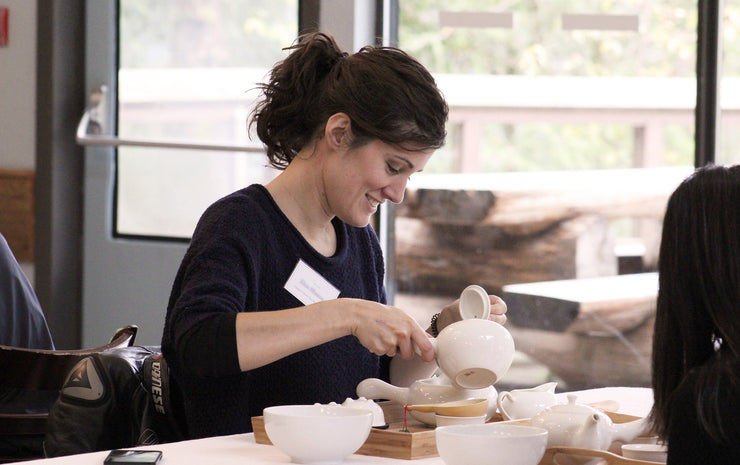 Organic Green Tea Workshop