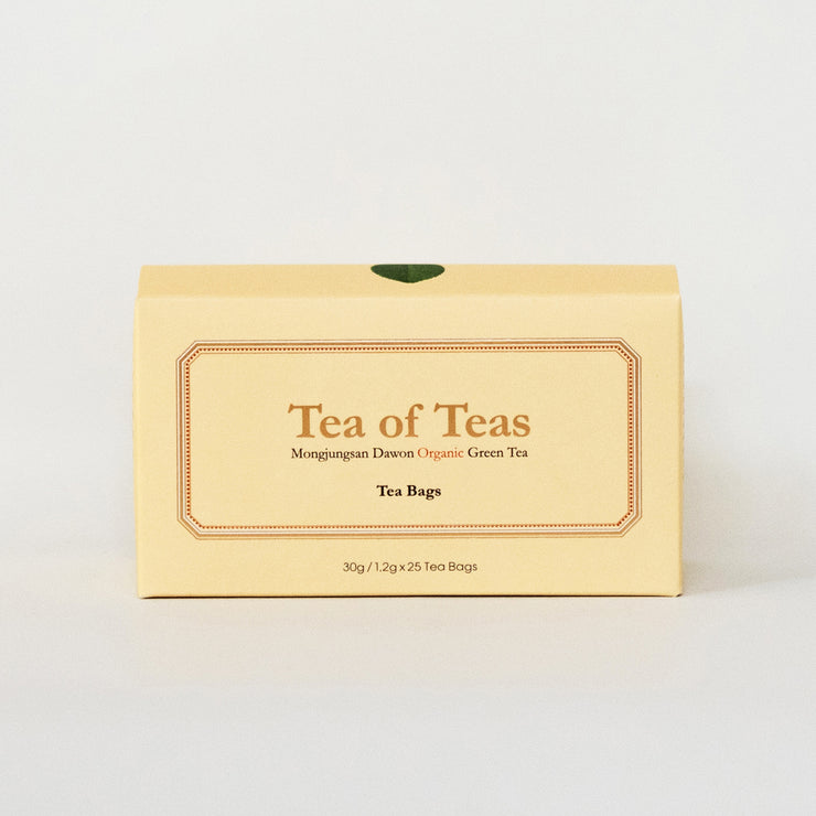 Organic Green Tea Bag