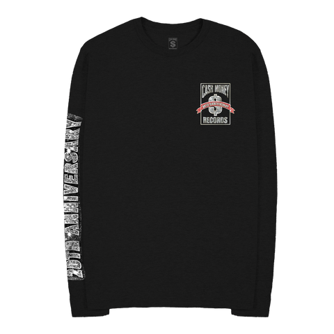 20th Anniversary Black Long Sleeve T-Shirt