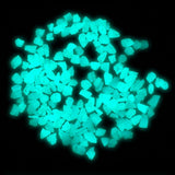 Glow in the Dark Aggregates - Sky Blue Daytime / Aqua Nighttime