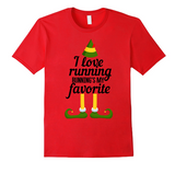 I Love Running, Running's My Favorite Shirt