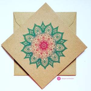 Totally obsessed with mandalas!