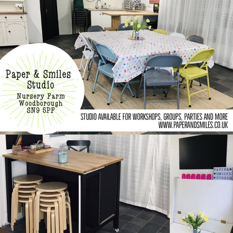 Paper and Smiles Studio - Art and Craft Workshops in Wiltshire