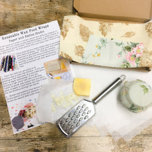 Reusable Food Wrap Kit - Workshop in a Box