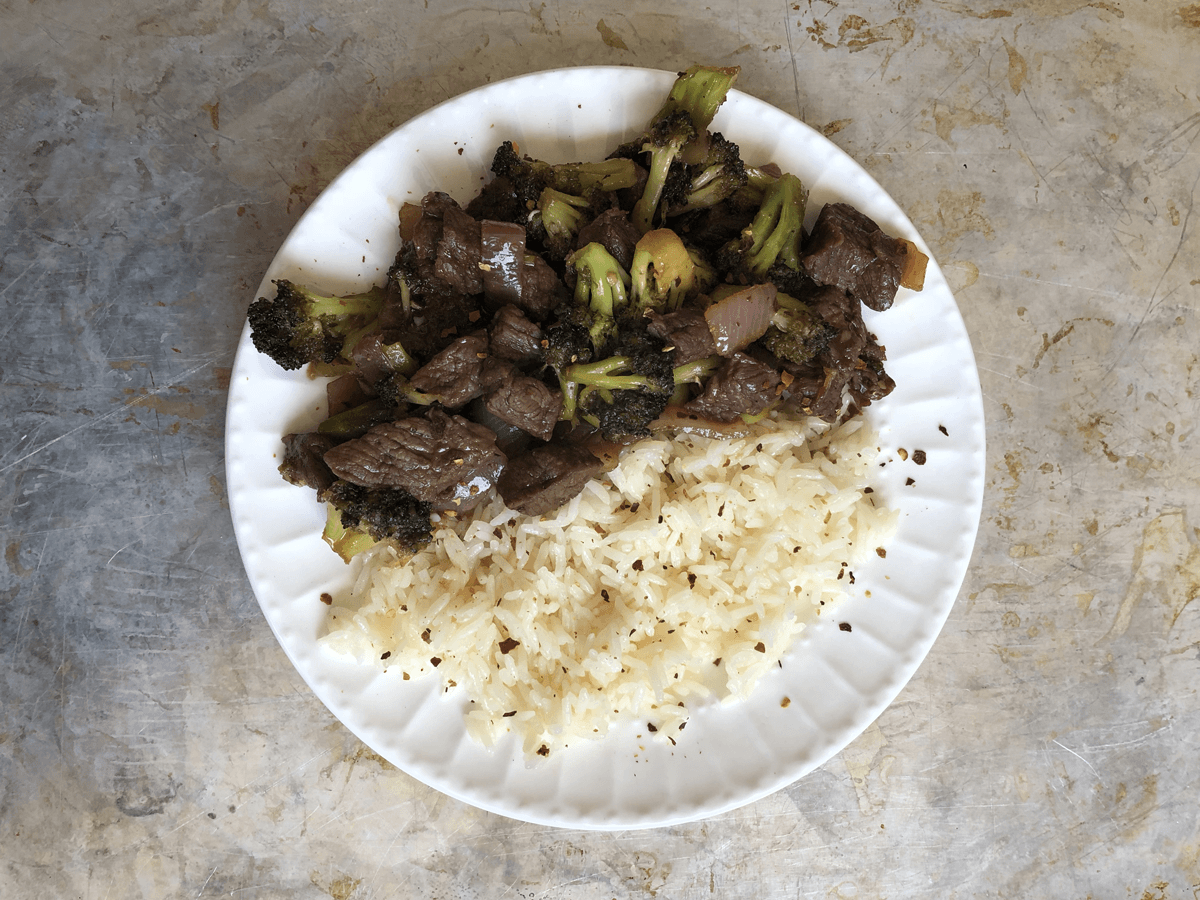 Broccoli & Beef w/ Collagen Protein Sauce