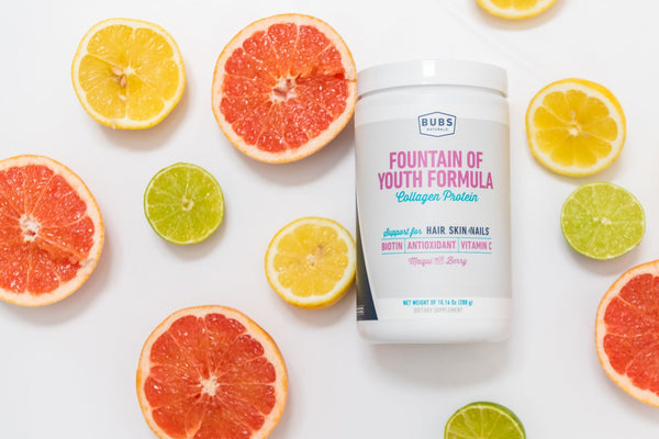 Collagen and Vitamin C: Potent Advocates for Energy and Clarity