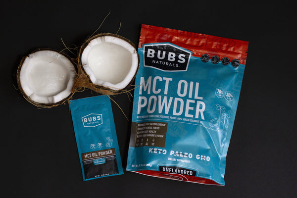 What's in My MCT Oil Powder? Brain-Boosting Ketones and Gut-Cleaning Fats.