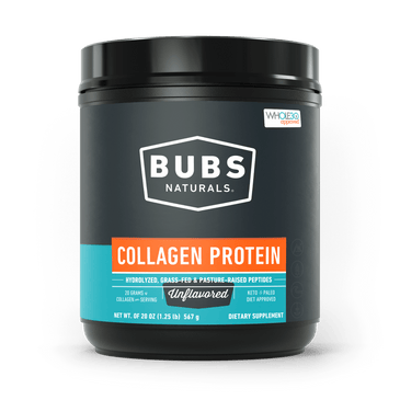 28 Day Collagen Starter Kit BUBS NATURALS