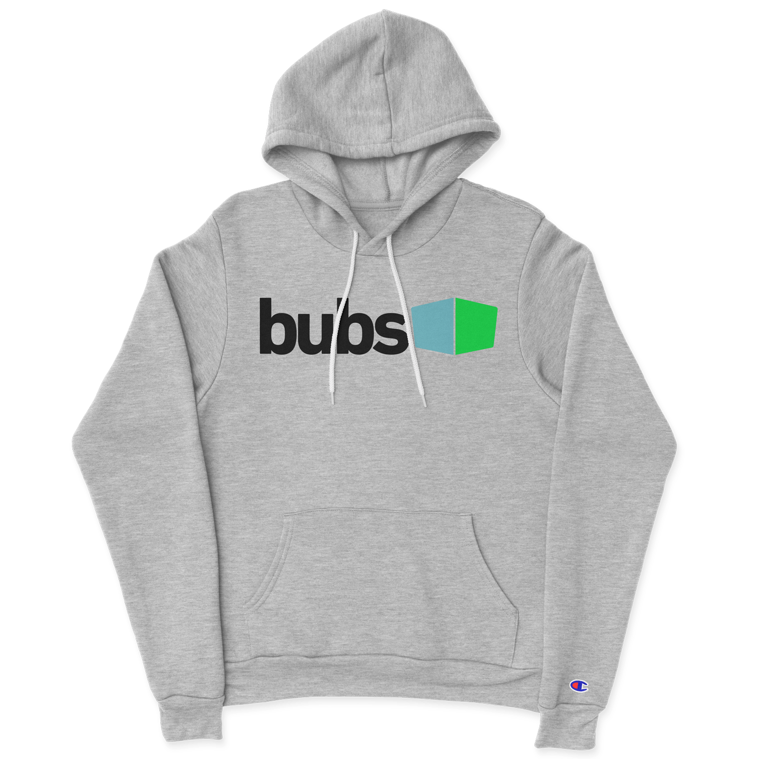 Glen's Run x Champion Hoodie BUBS NATURALS