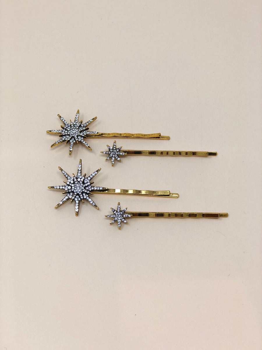 Golden Star pins