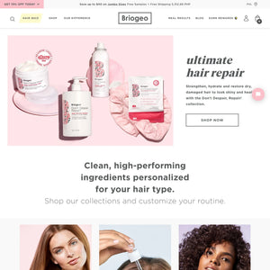 Briogeo Hair Care