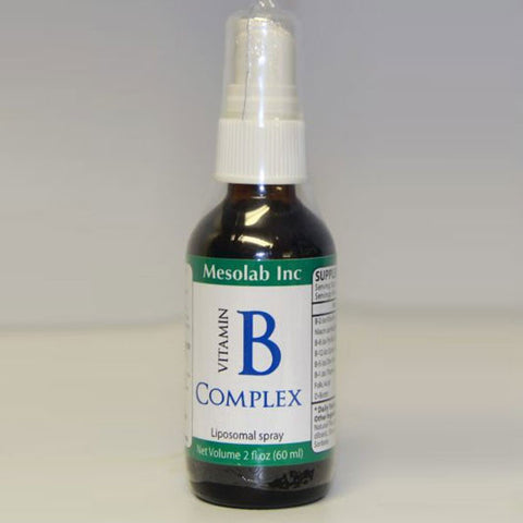 B Complex Spray from Mesolab