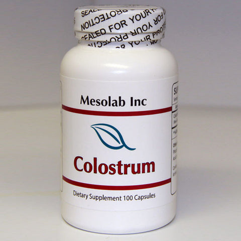 Colostrum - 100 caps