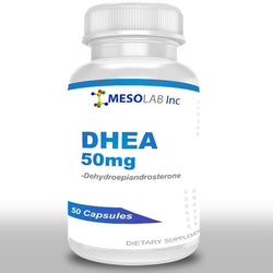 DHEA - 50 caps - 50mg