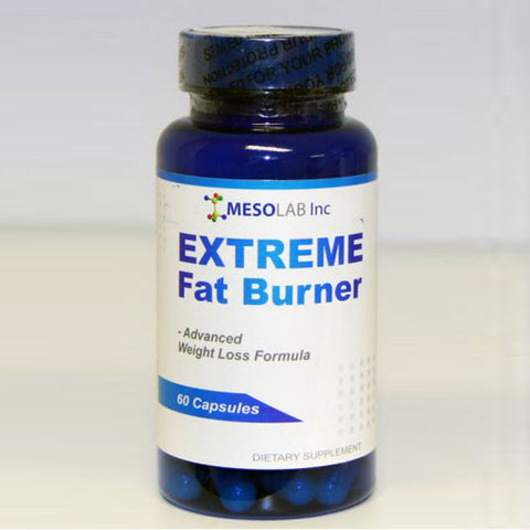 Extreme Fat Burner - 60 caps